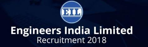 EIL Recruitment 2018 for the post HR Officer, Legal Officer position with experience of 1 year,Job location Across India, Last date 17 August 2018