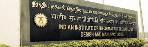 IIITDM Recruitment 2018, recruiting freshers and experienced candidates for the post of Senior Project Engineer, Junior Project Engineer, job location Chennai, last date 14 October 2018