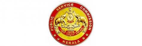 Kerala PSC Recruitment 2018, recruiting freshers for the post of Ayurveda Therapist, Clerk Typist,Lift Operator & Tractor Driver positions,Job location Kerala, last date 24 October 2018