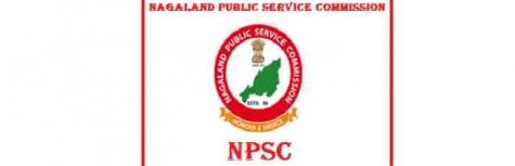 NPSC  are recruiting freshers for the post of  Stenographers, job location Nagaland, last date 26 October 2018