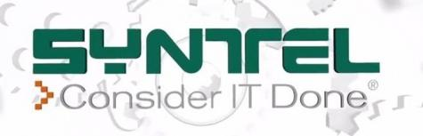 Syntel Off Campus Drive 2018, Hiring freshers, Job location Pune, Mumbai, Chennai, Venue on 1 November 2018, Apply ASAP