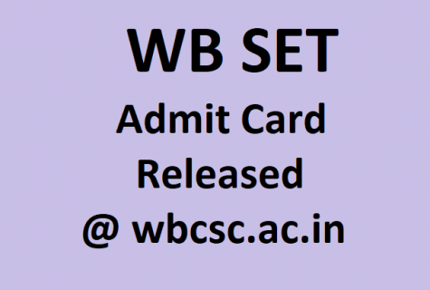 WB State Eligibility Test Exam 2018,recruiting freshers for the post of Assistant Professor,ob location West Bengal Last date 21 September 2018