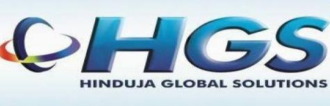 HINDUJA GLOBAL SOLUTION hiring freshers for the post of Non Voice Process,Job location Bangalore,Venue from 7th August 2018 to 14th August 2018