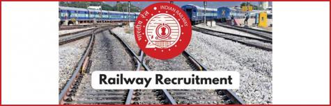 Railway Jobs 2018, Recruitment 10497 Vacancies May 2018